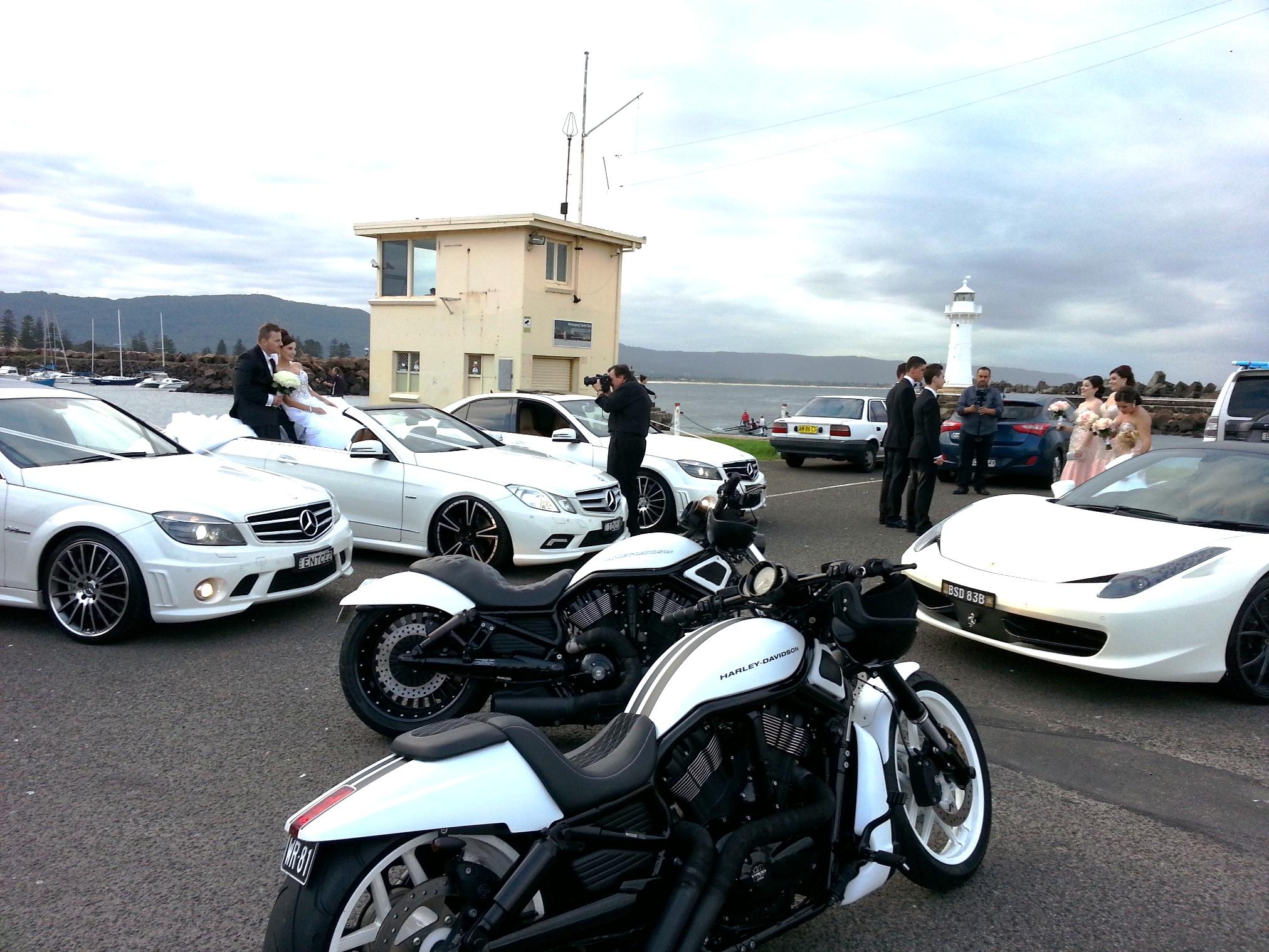 Harley Davidson V Rod Hire Sydney
