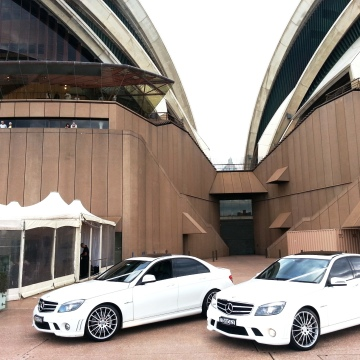 Mercedes C63 Amg Wedding Cars