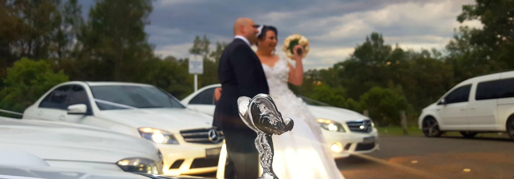 Entice Chauffered Car Hire Wedding Car Hire Sydney