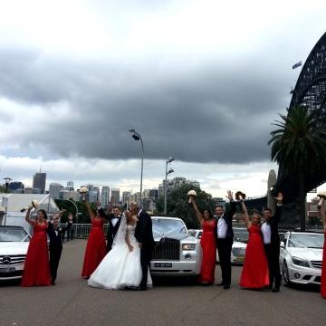Rollsroyce wedding cars sydney