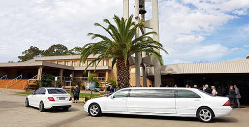 Mercedes-and-Limo-Package